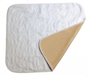Salk Haloshield CareFor Ultra Reusable Underpads - Odor-Control, Antibacterial & Antifungal
