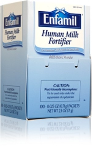 Mead Johnson Enfamil Human Milk Fortifier Powder