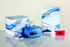 Pari Respiratory Vios LC Sprint Deluxe Nebulizer Compressor