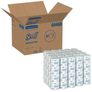 Kimberly Clark Scott Standard Toilet Tissue