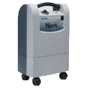 Nuvo Lite Mark Oxygen Concentrator - 5 Liter