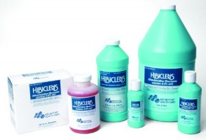 Molnlycke Hibiclens Skin Cleansers - Antiseptic Antimicrobial Soap - 4 oz - 1 Gal
