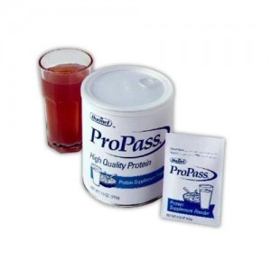 Whey Protein Supplement from Propass