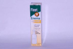 Enema Bisacodyl Stimulant Laxative by Fleet