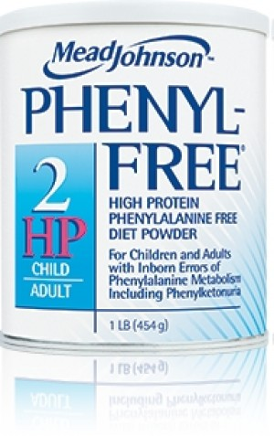 Mead Johnson Phenyl-Free 2 High Protein Child to Adult Medical Food Powder
