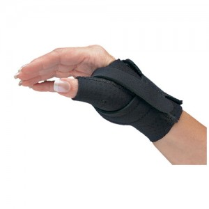 Comfort Cool Arthritis Thumb Splint with CMC Restriction Brace