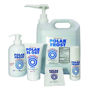 Polar Frost Pain Relieving Cold Gel