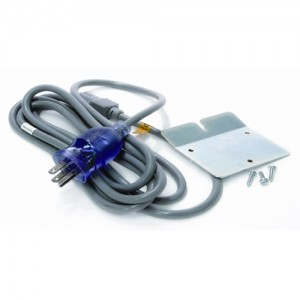 Mettler Sonicator Hospital Grade Detachable Line Cord