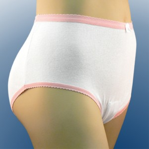 Inspire Protective Panty Five Pack