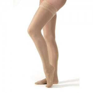 Jobst UltraSheer Compression Thigh High 20-30mmHg