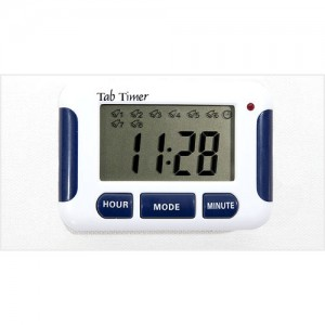 Tabtime Timer Medication Reminder Alarm