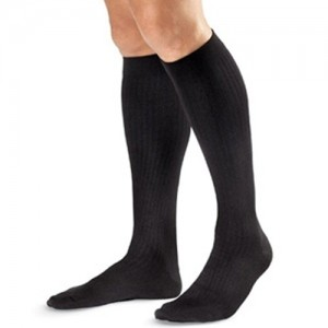 Jobst for Men Knee Highs Compression 30-40mmHg