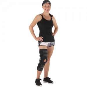 Ossur Form Fit ROM Hinged Knee Sleeve