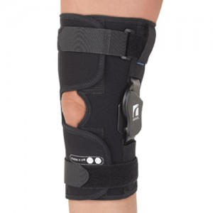 Ossur Form Fit ROM Hinged Knee Wrap