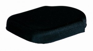 Synergy Rehab Wheelchair Foot Rest Pad - 1 each