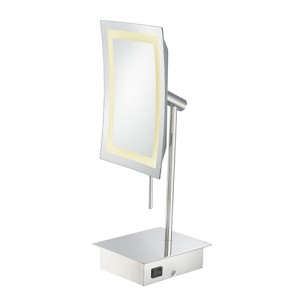 Kimball & Young 3X Rectangular LED Vanity Mirror