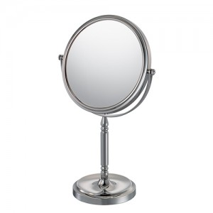 Kimball & Young Mirror Image Recessed Base 5X Vanity Mirror