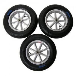 Trikke T7 Wheel Set 3 Pack - (3 8.5 Air Wheels