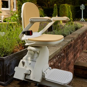 Acorn Superglide 120 Stairlift Outdoor Stair Lift