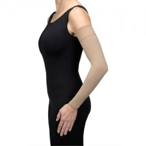 Jobst Bella Strong 15-20mm Regular Armsleeve w/Silicone Band