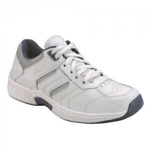 Orthofeet Pacific Palisades Mens Laced Orthopedic Athletic Shoes