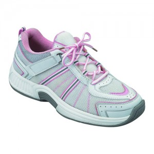 Ortho Feet Womens Tie-Less Orthopedic Athletic Shoes