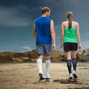 Sigvaris Athletic Recovery Compression Socks