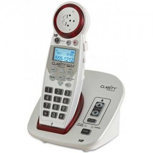 Clarity Professional XLC3.4 Amplified Cordless Phone with Caller ID
