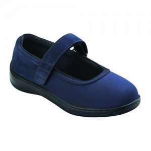 Orthofeet Springfield Stretch Mary Jane Womens Casual Shoes