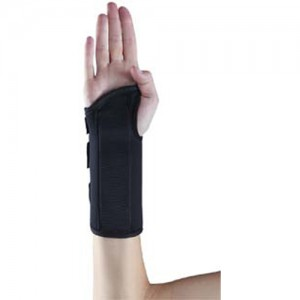 Advantage 8 inch Memory Foam Wrist Splint