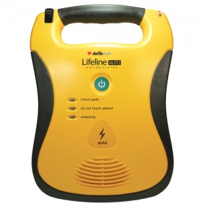 Lifeline AUTO AED Standard Package