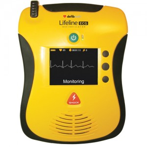 Lifeline ECG AED Standard Package