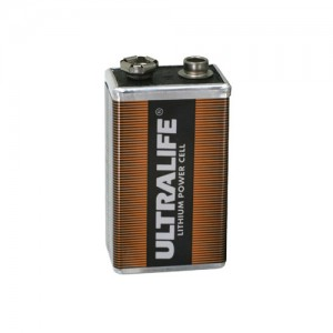 Lifeline 9V Lithium Battery
