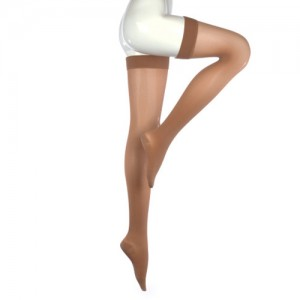 Mediven Comfort 30-40 mmHg Thigh High CT w/Silicone Band