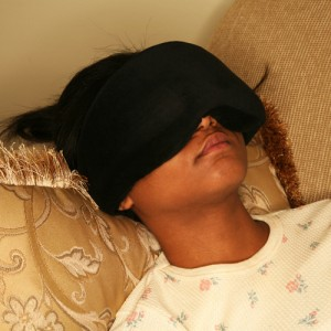 Sleep Mask Pure Comfort - Black