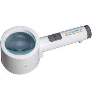 LED Stand Illuminated Magnifier