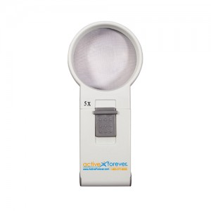 LED Hand Held Illuminated Magnifier