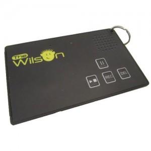 The Mini Wilson Digital Voice Recorder