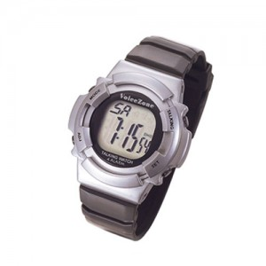 4 Alarm Unisex Talking Stopwatch