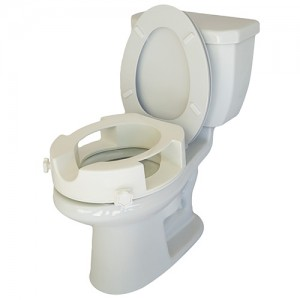 Raised and Easy Access Toilet Seat (REATS)