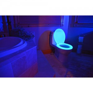 Night Glow Round Glow Dark Toilet Seat