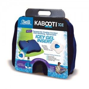 Kabooti Ice Coccyx Cushion