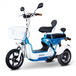 EWheels Crossover 2 Passenger Scooter