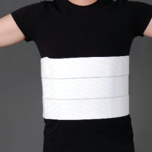Pepper Medical Products 3-Panel Abdominal Binder