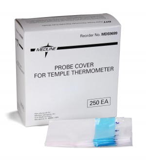 Temple Thermometer Probe Covers