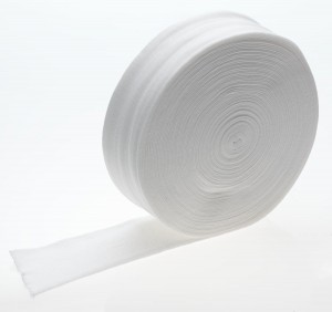 Medline Non-Sterile Tubular Stockinettes, 3 in x 25 yd Roll - MDT221203