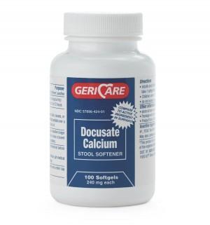 Docusate Calcium Stool Softener