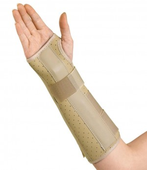 Vinyl Wrist and Forearm Splint