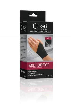 CURAD Universal Wrap-Around Wrist Support