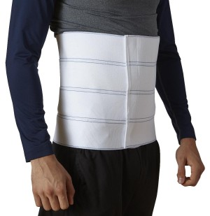 Medline 4-Panel Abdominal Binders